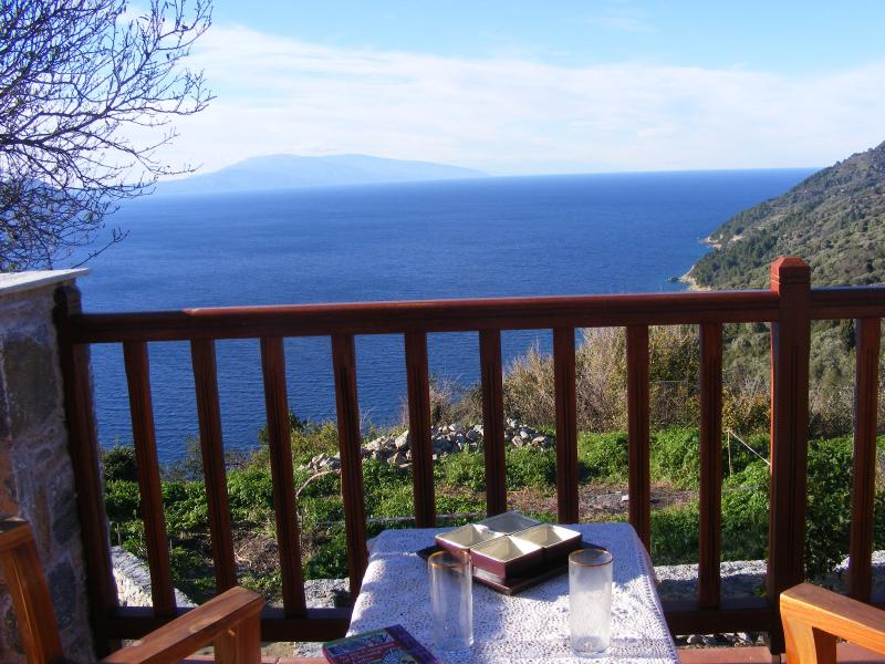 Stunning Aegean views