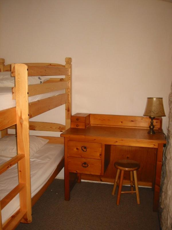 Adult bunk beds in the cottage
