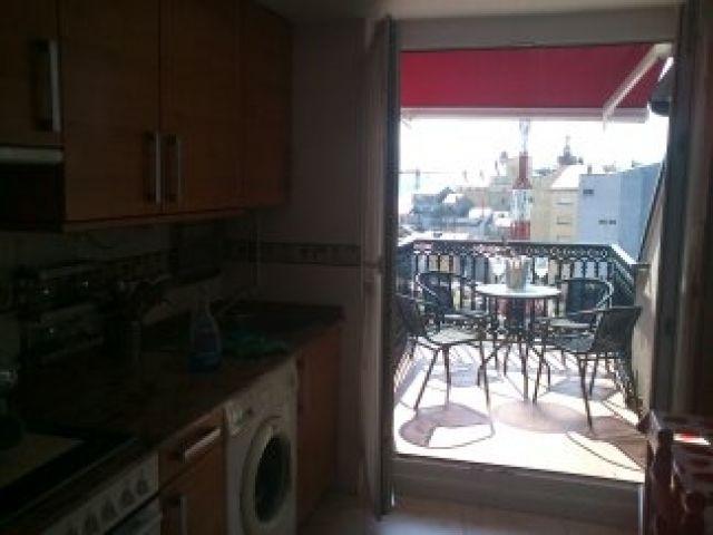 Cocina y terraza con las mejores vistas de Ribadeo