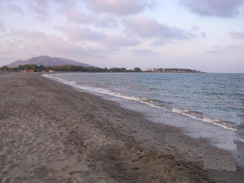 Magnífica playa...