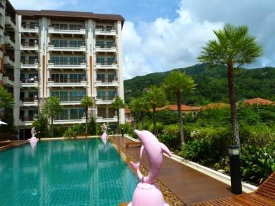 Phuket villa Patong residence