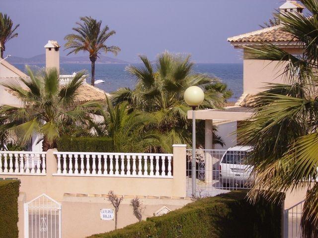 Chalet en Mar Menor urbaniz..., casa vacanza a El Carmoli