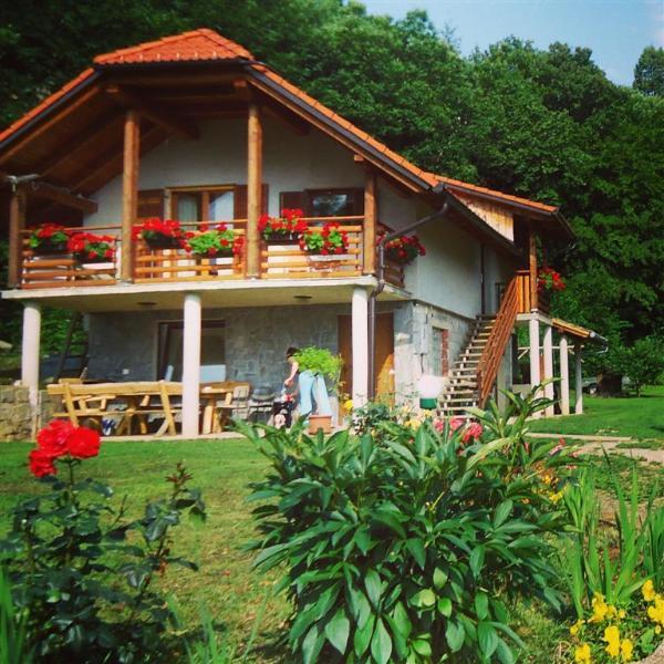 Vineyard cottage - Zidanica Planinc, holiday rental in Straza