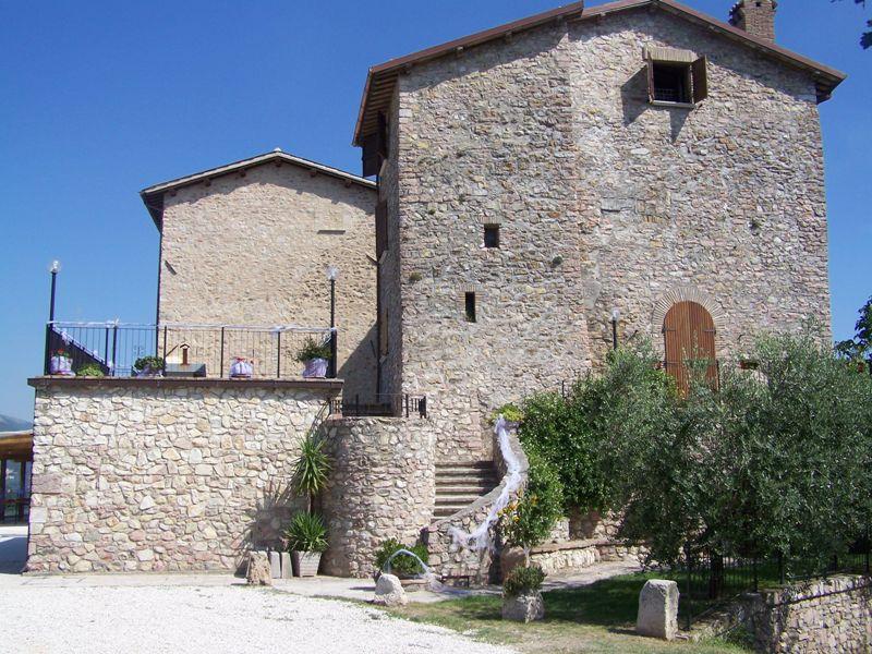 Suite castle, location de vacances à Macerino