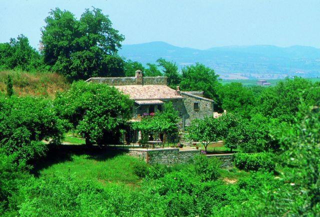 Habitacion en Orvieto-Bolsena, Ferienwohnung in San Michele in Teverina