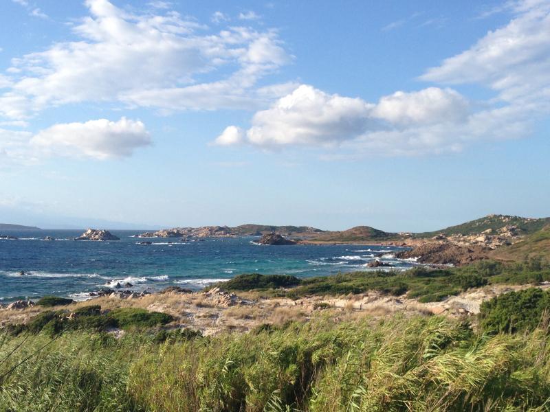View from Maddalena panoramic road