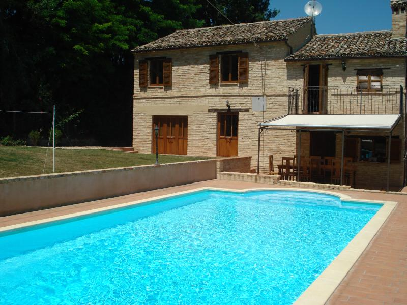 Casa Armando, vacation rental in Monte San Pietrangeli