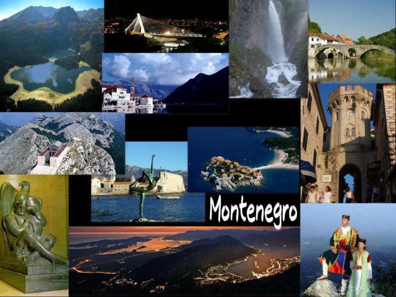 Welcome to Montenegro !