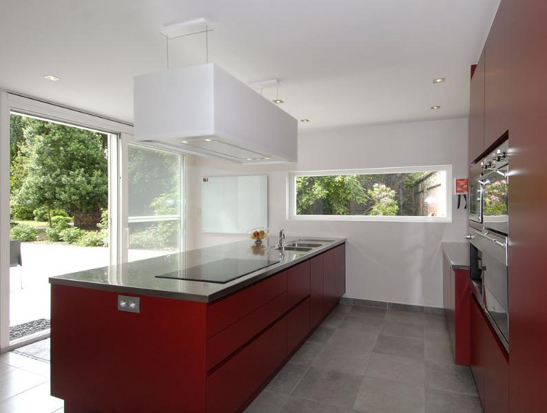 Fully equiped kitchen, with coffee machine and dish washer