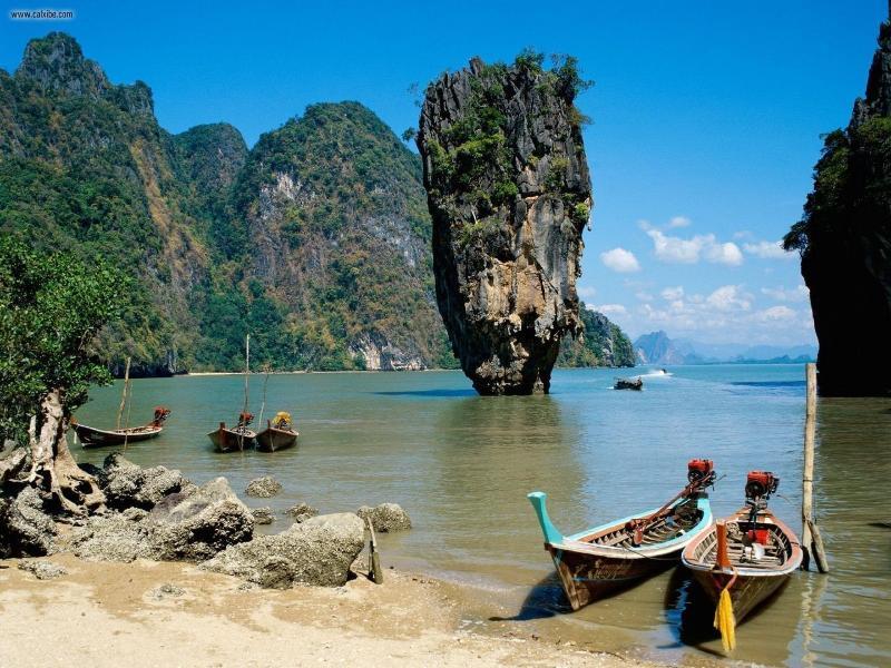 Phanga bay