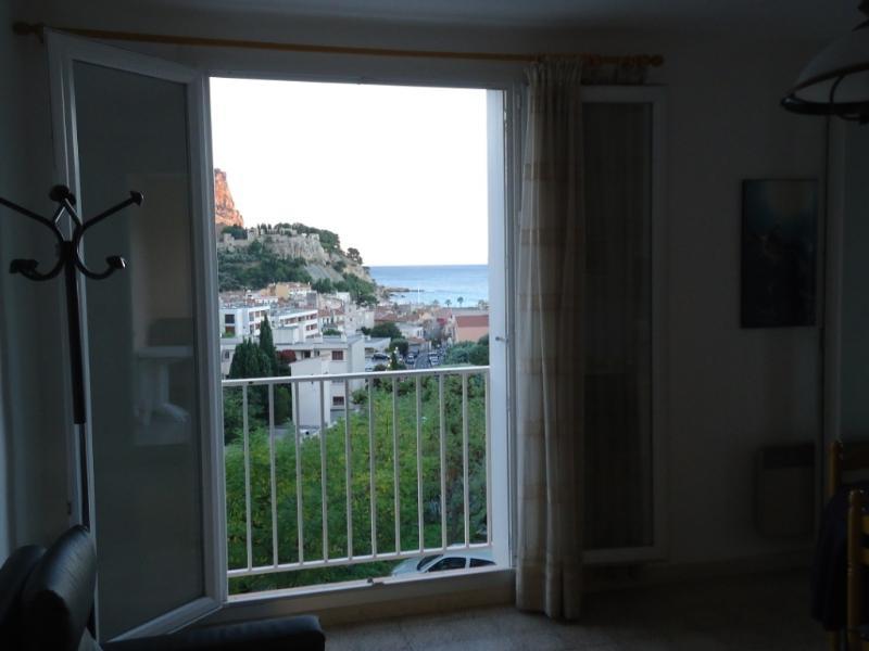 Vue du balcon du séjour