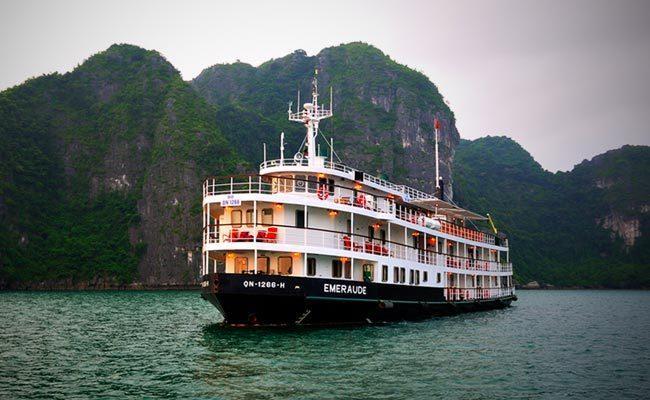 Emeraude Classic Cruise's Exterior