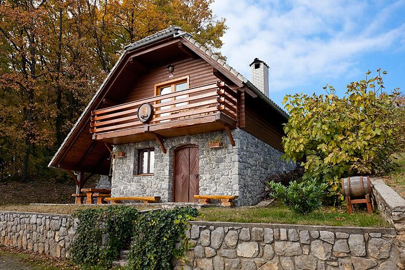 Vineyard cottage - Zidanica Rataj, casa vacanza a Metlika