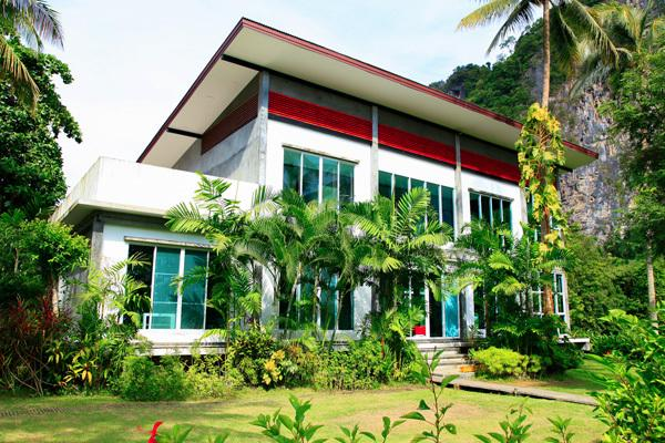 The paradise villa, holiday rental in Nuea Khlong