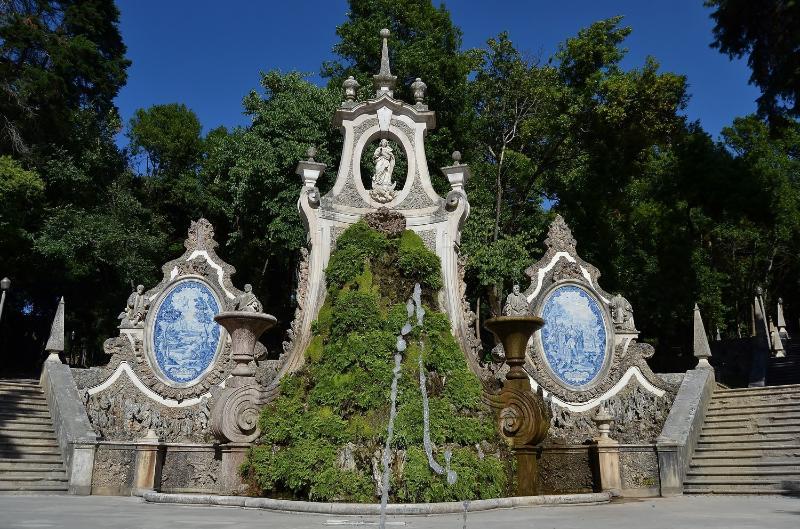 Locais próximos: Parque de Santa Cruz