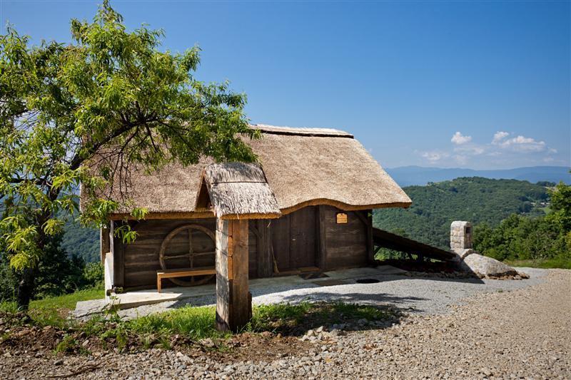 Vineyard cottage - Zidanica Skatlar, holiday rental in Straza