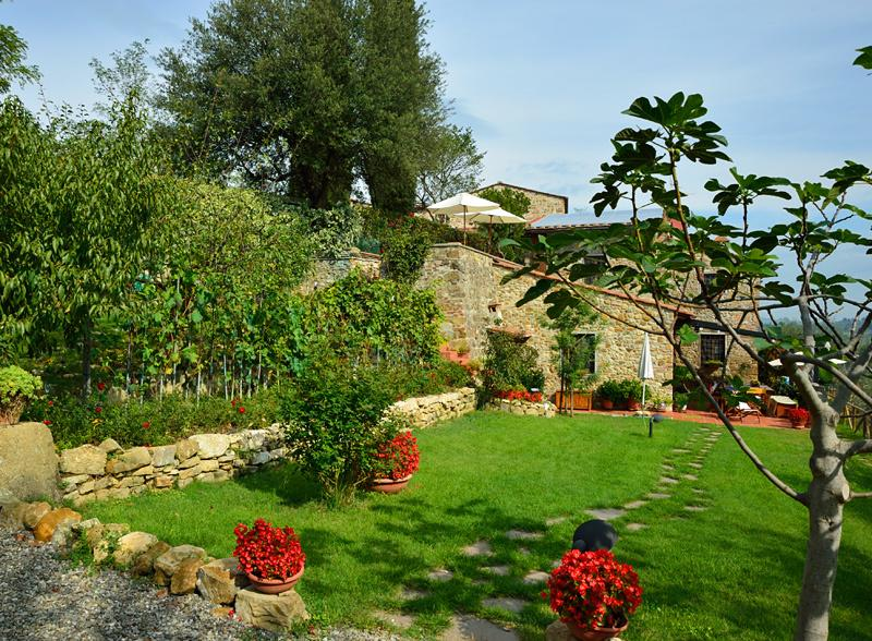 Delicious country house in Chianti  2, vacation rental in San Casciano in Val di Pesa