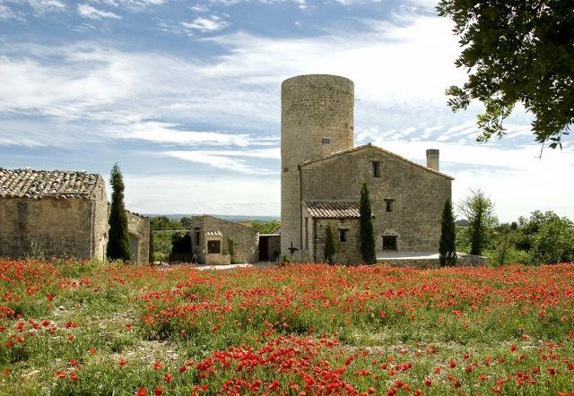 Torre de Mejanell- great location-barcelona-girona!!!! quiet but well connected!, holiday rental in Sant Domi