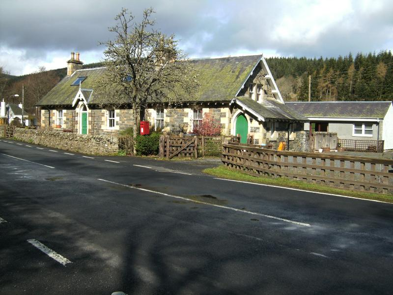 The Old Schoolhouse, Yarrowford