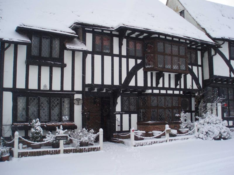 The Smithy in a winter day!