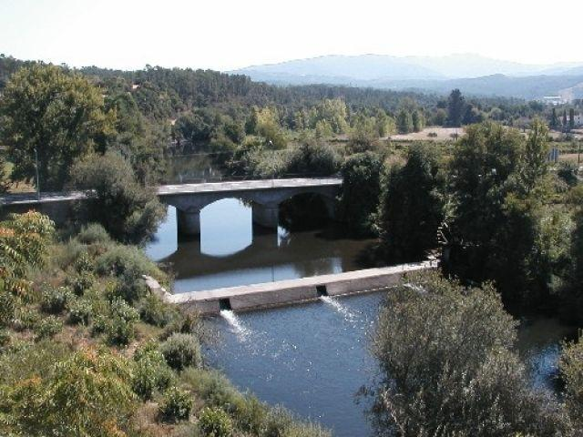 Arganil bridge at Sarzedo