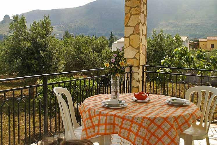 Casa in Campagna, holiday rental in Castellammare del Golfo