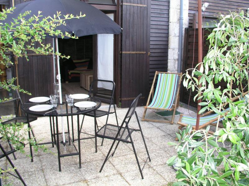 studio terrace center parks, aluguéis de temporada em La Rochelle
