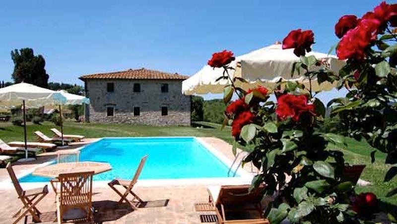 Il Casale, holiday rental in Volterra