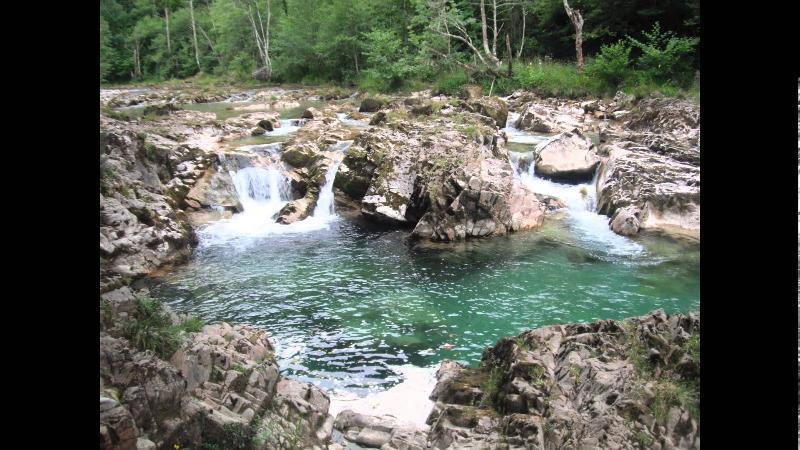 Olla de San Vicente (Río Dobra, a 4km de Cangas de Onís)