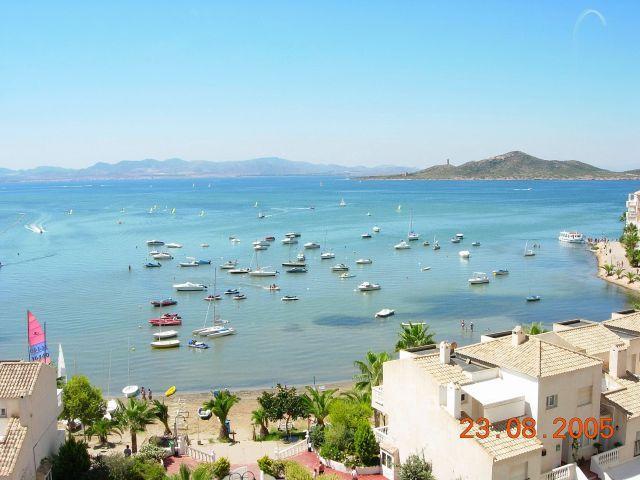 Mar Menor desde la Terraza