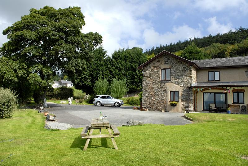 Bwlch Cottage - spacious 2 bedrooms, amazing views, alquiler de vacaciones en Llandegla