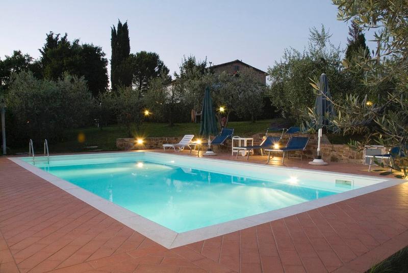 La piscine privée 100 %: rien que pour vous !
