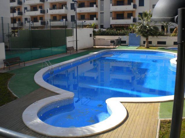 Apartamento en Almenara playa, aluguéis de temporada em Almenara