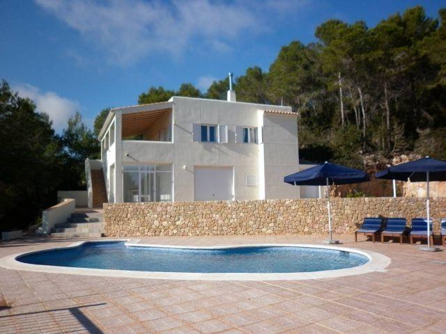 casa de campo con piscina – semesterbostad i Ibiza