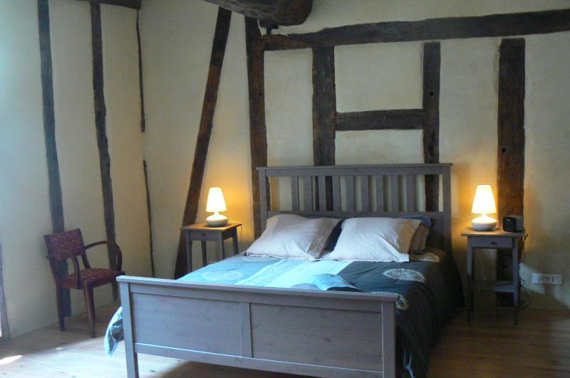 L'Autre Temps - great town house with private courtyard, holiday rental in Faux