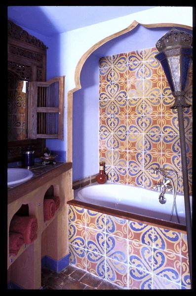 salle de bain 'samarcande'