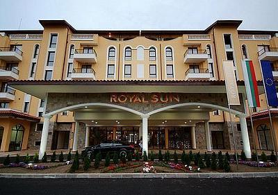 Entrance Royal Sun