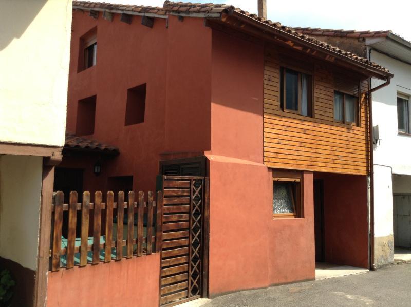 Casa rural en Pravia, location de vacances à Pravia