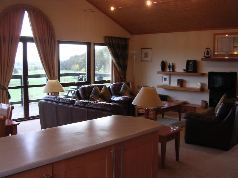 Belton Woods - Lincs - Lounge area