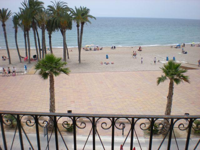 Vista desde los balcones.