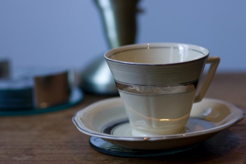 Nice touches...tea anyone?
