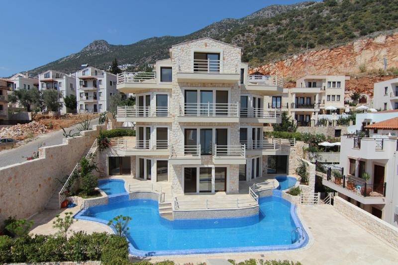 Kalkan old town Apartments