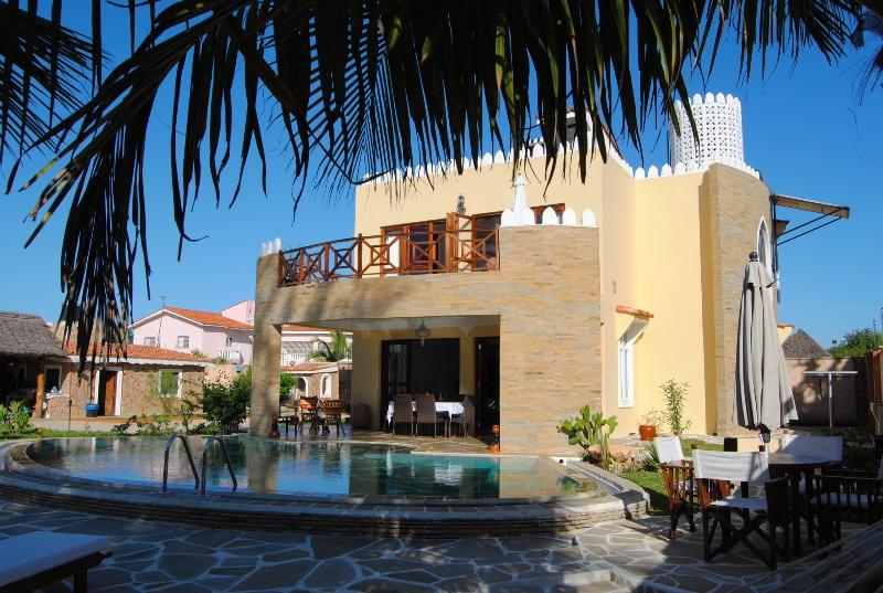 Villa Milele, holiday rental in Diani Beach