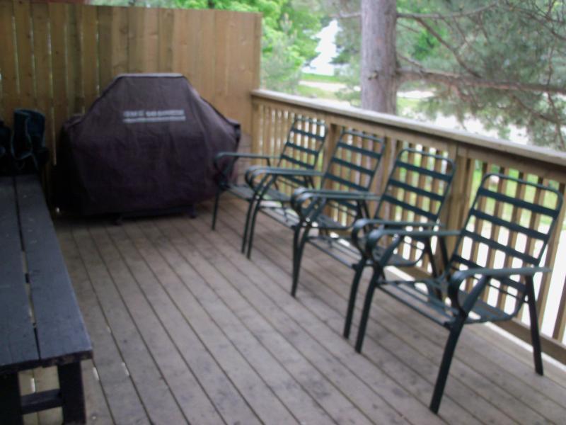 chalet deck