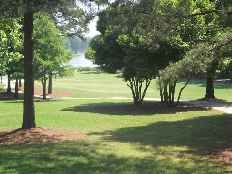 Located on Great Waters legendary 9th Tee Box