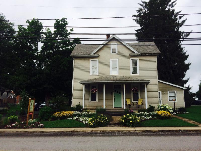 Homestead Inn in historische Reedsville