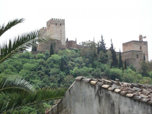 View of the Alhambra