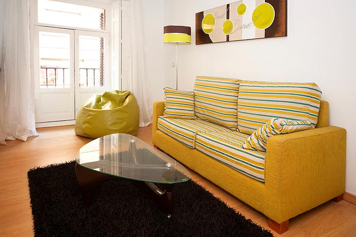 Gran Via Sol Valverde IV, vacation rental in Madrid