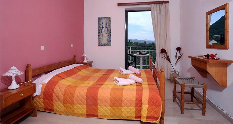 Corfu Villa Rainbow, vacation rental in Vatos