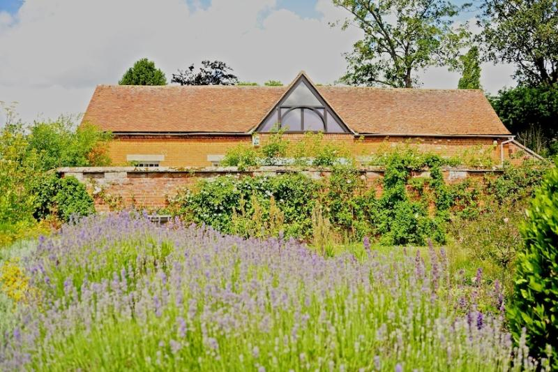 View from the Herb Garden of The Old Stables